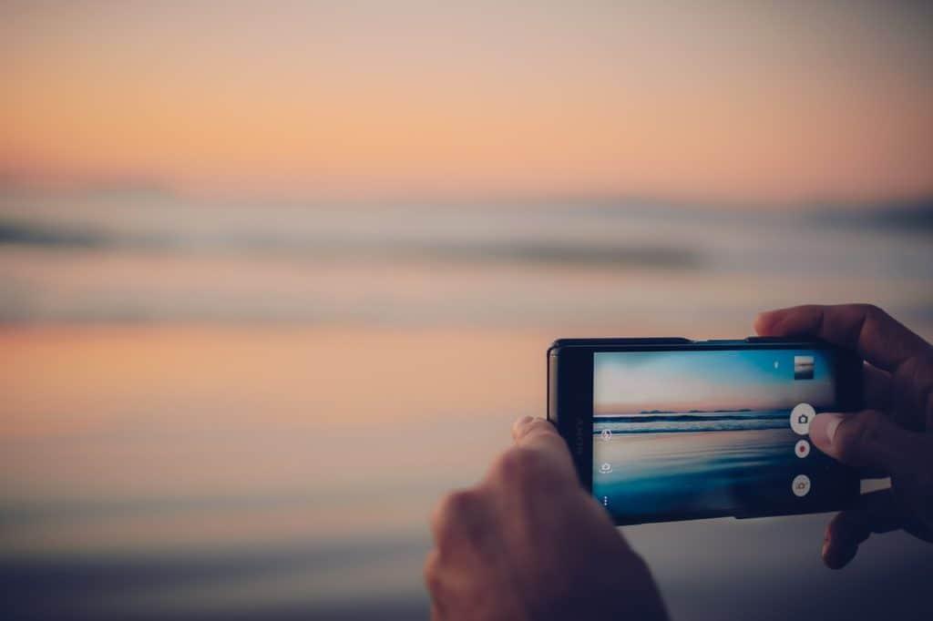 Telefon z dobrym aparatem smartfon