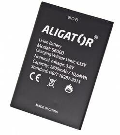 Aligator Bateria S6000 Duo Li-Ion 2800mAh AS6000BAL)
