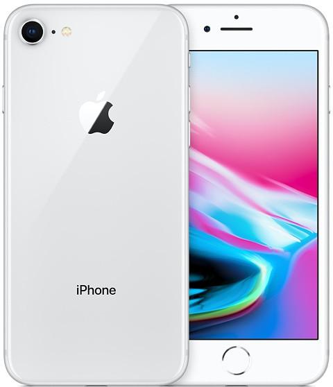 Apple iPhone 8 64GB Srebrny (MQ6H2PM/A)
