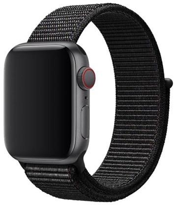 Apple Opaska sportowa w kolorze czarnym do koperty 40 mm (MTLT2ZM/A)