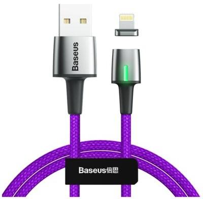 Baseus Kabel USB Lightning Zinc CALXC-B05 2 m Fioletowy CALXC-B05