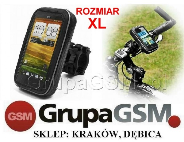 BlueStar Uchwyt na Rower Motor Quad WODOODPORNY na SMARTFONA Sony Xperia Z1/Z/Z2/M2/Z3