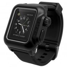 Catalyst Waterproof Etui Case Waterproof Apple Watch 38mm Series 2, czarne CAT38WAT2BLK