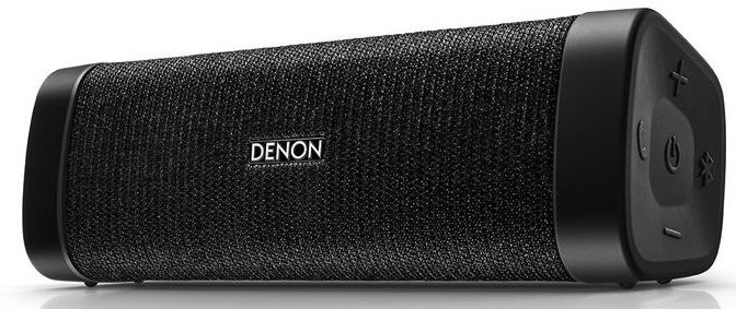 Denon Envaya Pocket DS-B50BT Czarny