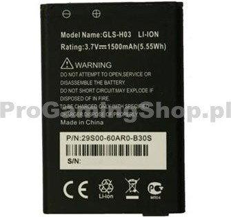 GigaByte Li-Ion bateria do telefonów GSmart G1345 1500mAh -