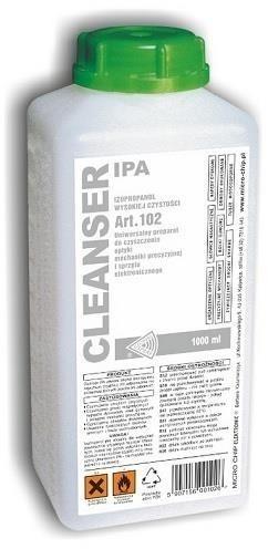Hurtel Cleanser IPA 1000 ml ART.102 5907156001026