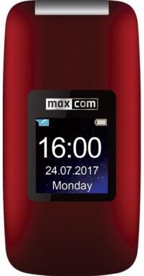 Maxcom MM824 Czerwony