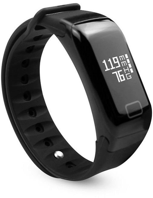MEDIA-TECH Active Band MT854 Czarny