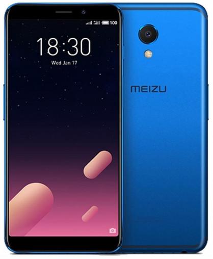 Meizu M6S 32GB Dual Sim Niebieski