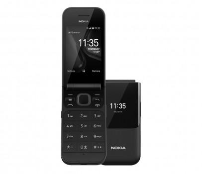 Nokia 2720 Flip 4GB Dual Sim Czarny