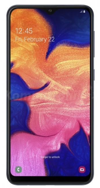 Samsung Galaxy A10 32GB Dual Sim Czarny