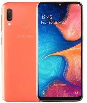 Samsung Galaxy A20e 32GB Dual Sim Koralowy