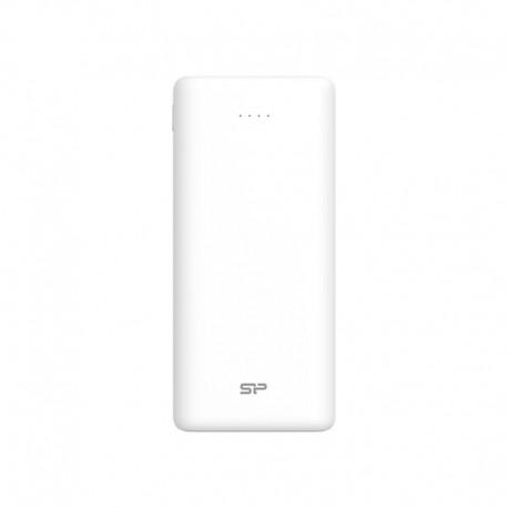 Silicon Power Share C20QC 20000mAh Biały