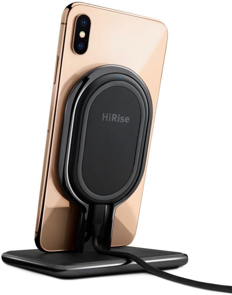 Twelve South HiRise Wireless 2w1 Podstawka z Funkcją Ładowania Bezprzewodowego 12-1811