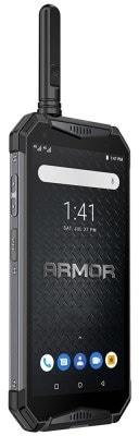 Ulefone Armor 3WT 64GB Dual Sim Czarny