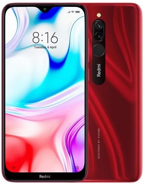 Xiaomi Redmi 8 64GB Dual Sim Czerwony