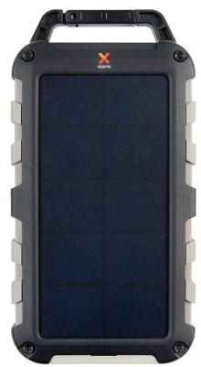 Xtorm XFS305 Solar Powerbank Robust 10000mAh Czarny