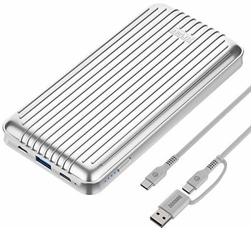 Zendure A-series battery srebro