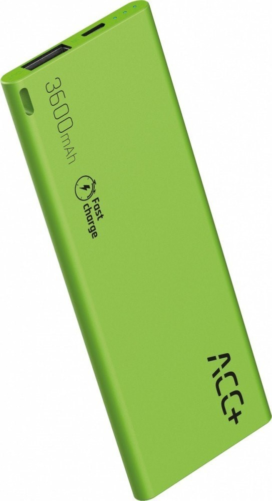 ACC+ Thin 3600mAh Zielony