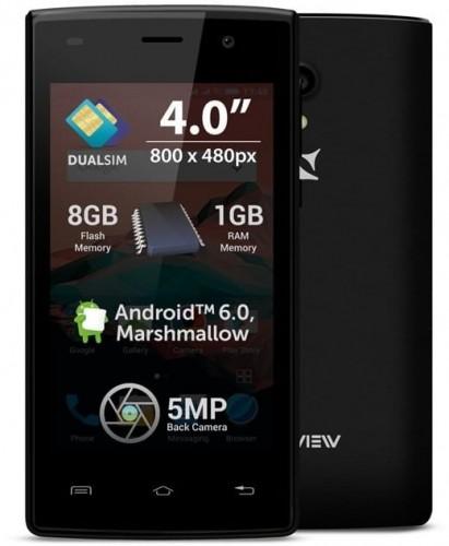 Allview A5 Ready 8GB Dual Sim Czarny