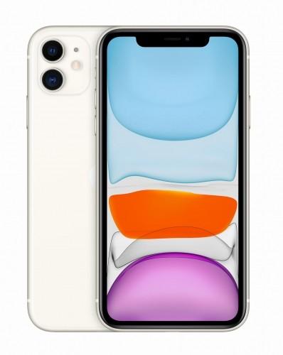 Apple iPhone 11 128GB Biały (MWM22PM/A)