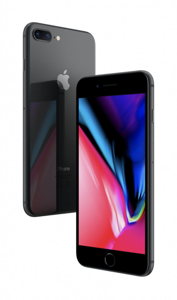 Apple iPhone 8 Plus 64GB Gwiezdna szarość (MQ8L2PM/A)