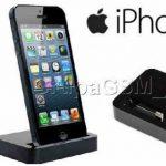 Apple stacja dokująca iPhone 5 5S 6 6S / 6 Plus Ligthning Czarny