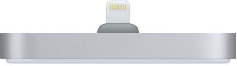 Apple Stacja dokująca Lightning do iPhone'a gwiezdna szarość (ML8H2ZM/A)