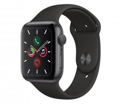 Apple Watch Series 5 44mm Gwiezdna szarość (MWVF2WB/A)