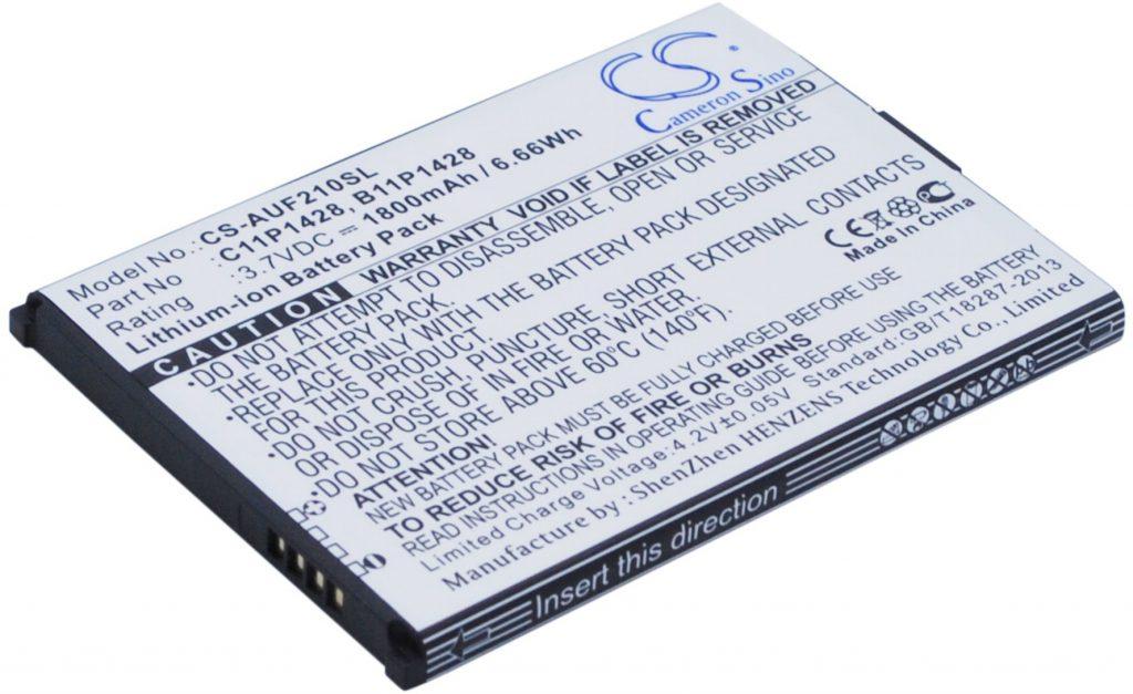 Asus Zenfone 2 Laser ZE500KL / 0B200-01480200 1800mAh 6.66Wh Li-Ion 3.7V (Camero (CS-AUF210SL)