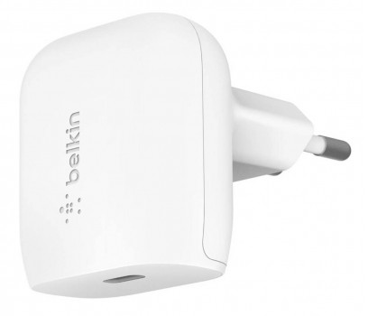 Belkin Home Charger 18W USB-C F7U096vfWHT