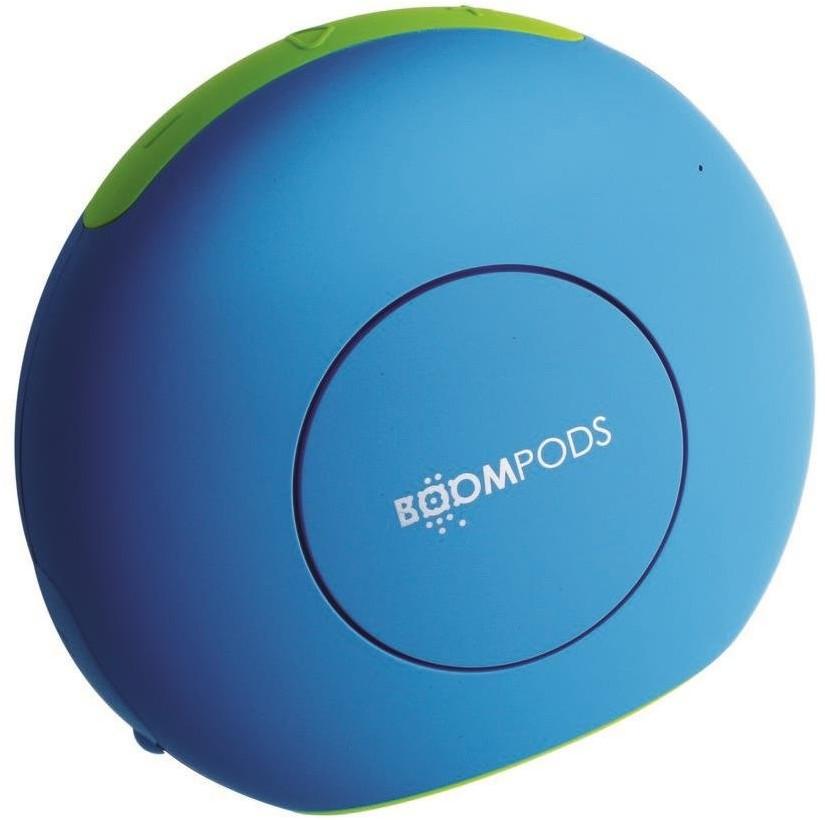 Boompods Doubleblaster 2 niebiesko-zielony