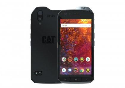 Cat S61 64GB Dual Sim Czarny