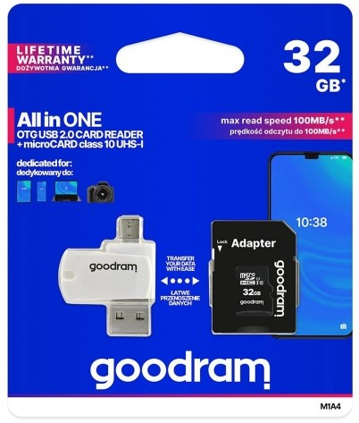 Goodram M1A4 32GB