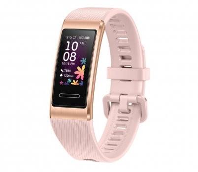 Huawei Band 4 Pro Różowy