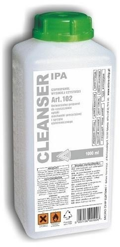 Hurtel Cleanser IPA 1000 ml ART.102 5907156001026