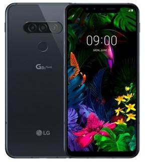 LG G8s 128GB Dual Sim Czarny