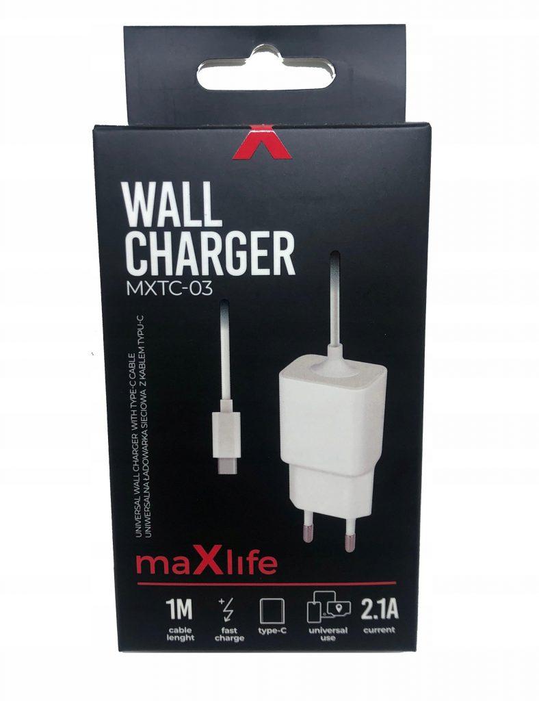 LG Ładowarka sieciowa Fast Charge 2.1A do Q60