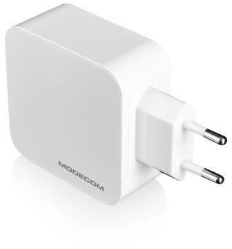 ModeCom Ładowarka sieciowa MC-4U 40W 4x USB-A 5V;2,4A ZT-MC-4U-01