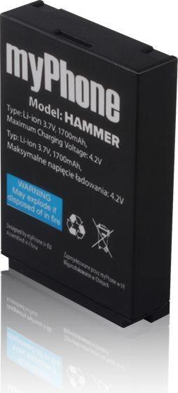 myPhone Bateria Bateria do HAMMER T0011854 (T_0011854)