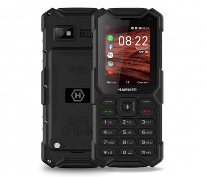myPhone Hammer 5 Smart 4GB Dual Sim Czarny