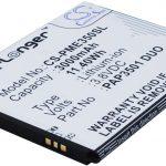 Prestigio MultiPhone 3501 DUO / PAP3501 DUO 3000mAh 11.40Wh Li-Ion 3.8V (Cameron (CS-PME350SL)
