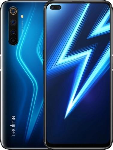 Realme 6 Pro 128GB Dual Sim Niebieski