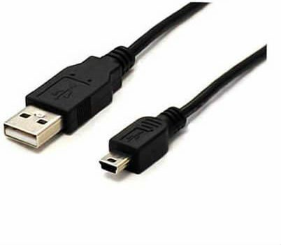 Sharkoon Kabel USB USB - USB Mini black1 m - 4044951015566