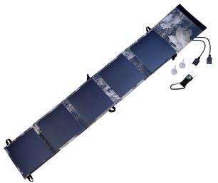 Sunen PowerNeed ES-5 wodoodporny panel solarny 18 W