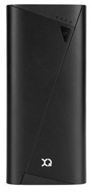 XQISIT 10400mAh 2.1A Dual USB Czarny