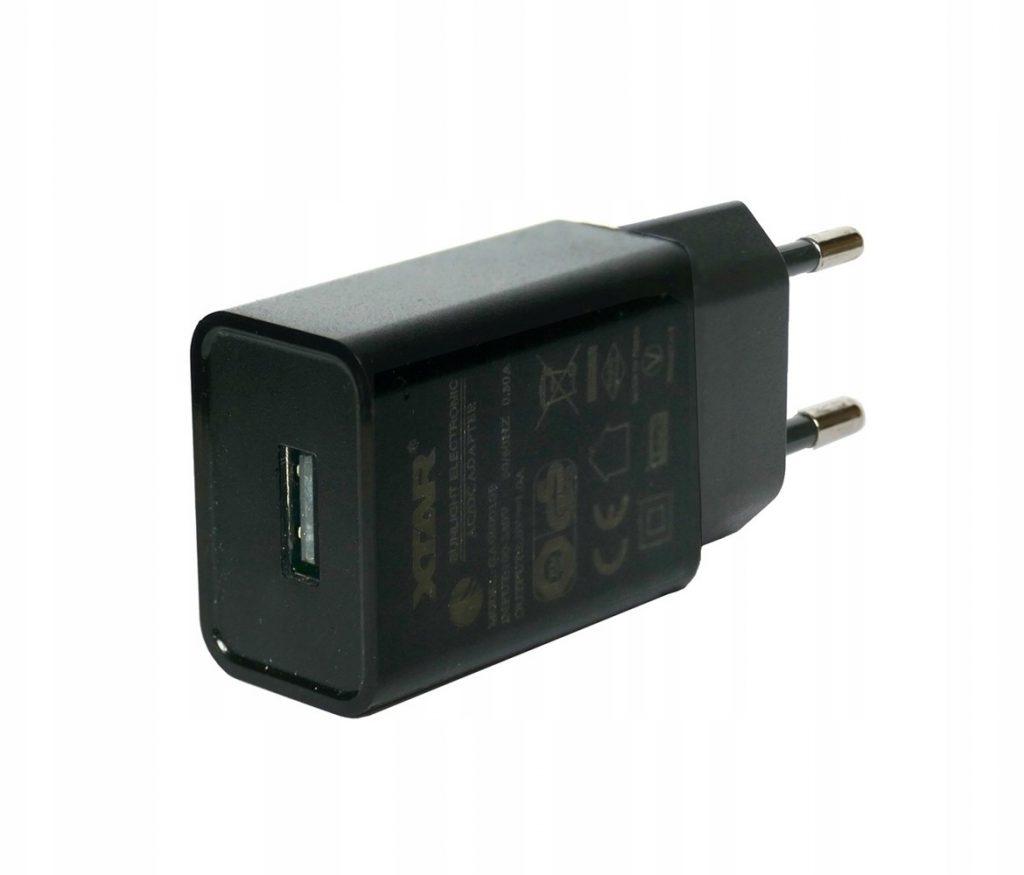 Xtar Ładowarka sieciowa Usb Ac 5V 1A smartfon
