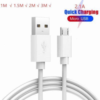 3M 1M 1.5M 2M kabel Micro USB szybkie ładowanie, synchronizacja danych kabel do ładowarki USB