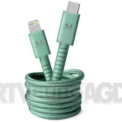 3M Fresh n Rebel Fresh n Rebel kabel USB-C Lightning zielony  