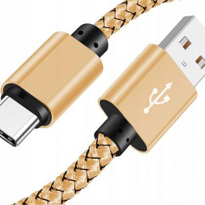 3M Kabel Usb Typ-c Szybkie Ładowanie Aa Qc 3.0 2A